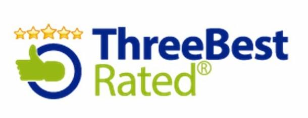 Three Best Rated Logo